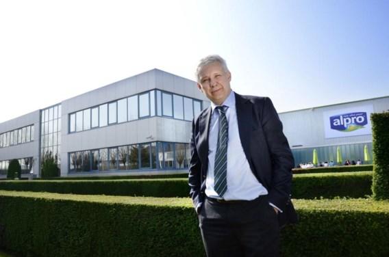 Alpro-koning Bernard Deryckere stapt op
