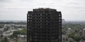 Dodentol van brand in Londens flatgebouw verlaagd naar 71