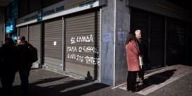 Gezakt voor Griekse crisis