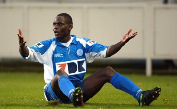 Ndikumana, ex-verdediger van onder meer AA Gent, overleden op 39-jarige leeftijd