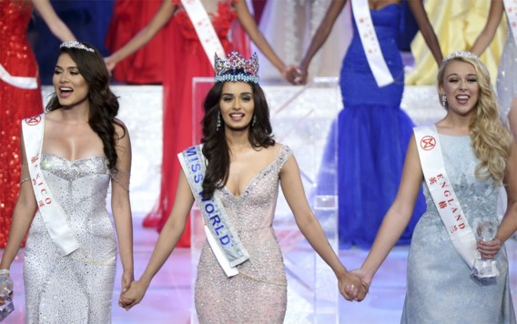 Indiase studente is Miss World