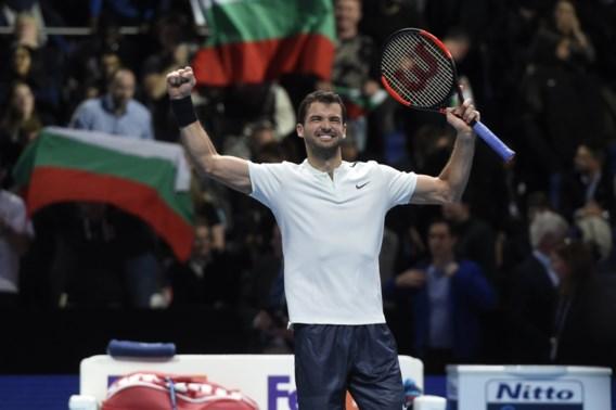 Dimitrov blijft foutloos op Masters dankzij zege tegen Carreno Busta