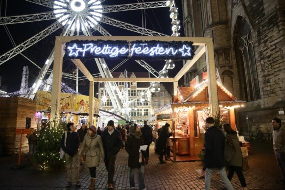 Britse krant tipt Gent voor kersttrip