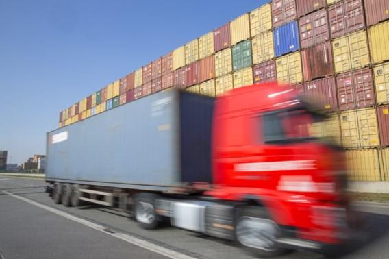 112 Slovaakse vrachtwagens in beslag genomen in Zeebrugge