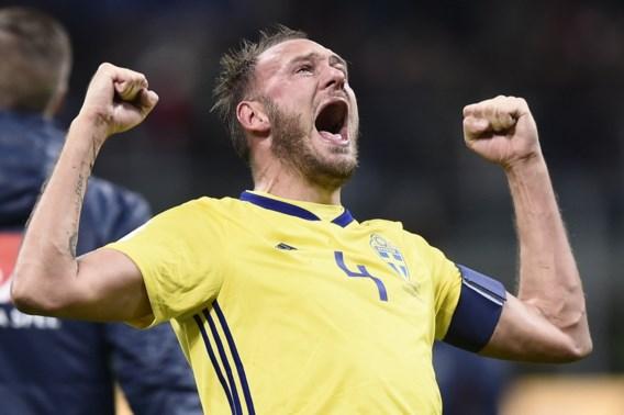 Ibrahimovic niet langer onaantastbaar in Zweden, Granqvist is Speler van het Jaar