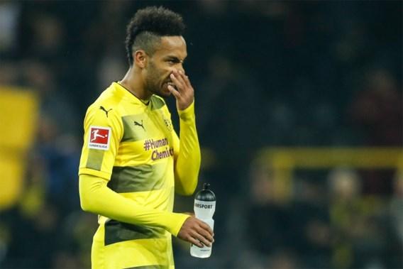 Geschorste Pierre-Emerick Aubameyang keert terug in selectie Borussia Dortmunt