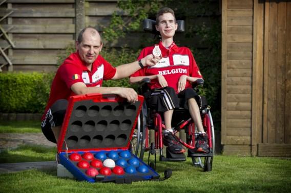 Paralympiër Kenneth Verwimp verliest strijd tegen ziekte van Duchenne