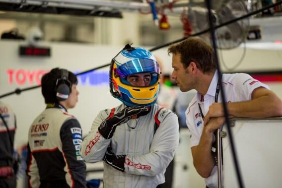 Alonso erg tevreden na 113 ronden tijdens WEC-rookietest