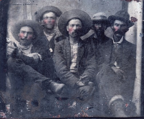 Unieke foto van Billy The Kid gevonden