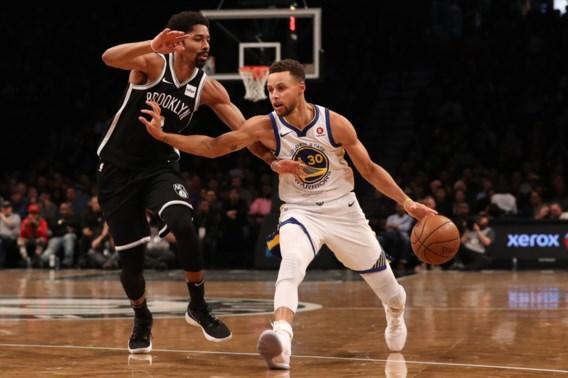 NBA. Curry gaat los bij Warriors, unieke prestatie van Lakers-rookie