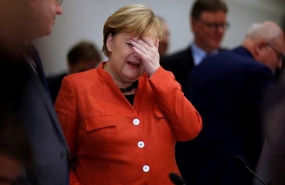 Merkel verkiest nieuwe verkiezingen boven minderheidsregering