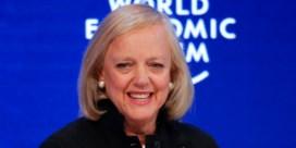 Meg Whitman stopt als topvrouw HP Enterprises