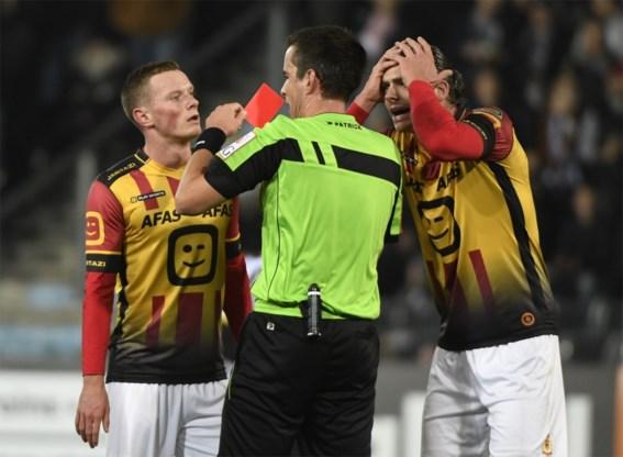 Bondsparket vraagt twee speeldagen schorsing voor KV Mechelen-middenvelder Rob Schoofs