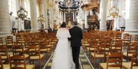 'Na twintig jaar samen met elkaar trouwen? Waarom niet'