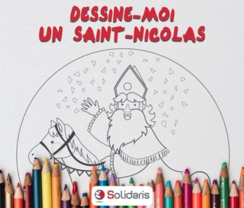 Waals ziekenfonds schrapt kruis op mijter Sinterklaas