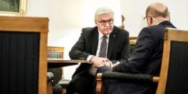 Duitse SPD toont zich bereid tot gesprekken