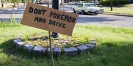 'Pokémon Go' spelen is levensgevaarlijk