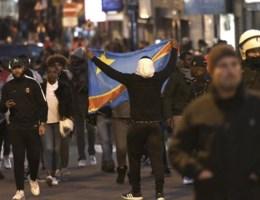 Betoging loopt uit de hand in Brussel: meer dan 70 arrestaties na rellen en vernielingen