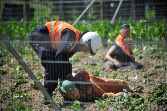Verzet tegen veldproeven metggo's dooft uit
