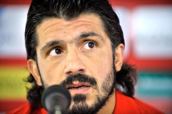 AC Milan vervangt coach Montella door ex-speler Gennaro Gattuso