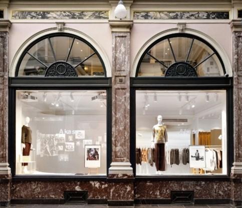 Belgisch modelabel Akaso opent eerste eigen winkel