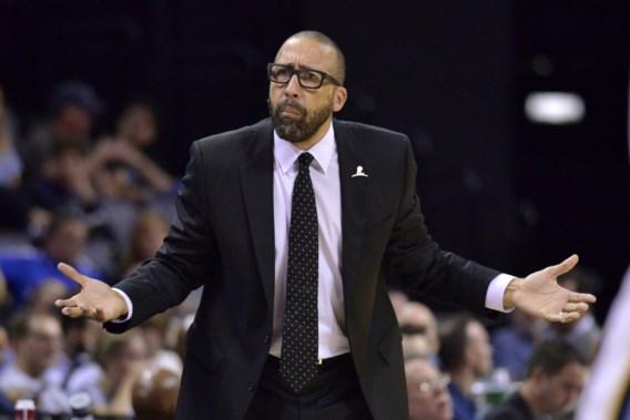 Memphis Grizzlies ontslaan coach na matige seizoenstart in NBA