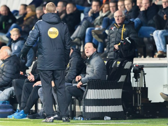 """Stijn Vreven mag even niet meer op de bank zitten bij NAC Breda: """"Spijt? Nee"""""""