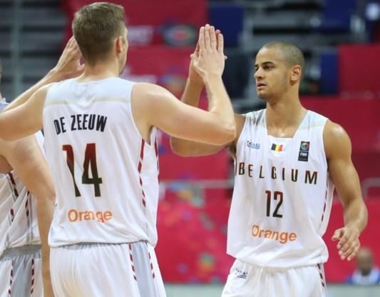 Belgian Lions verliezen ook hun tweede wedstrijd in WK-kwalificatie, ondanks  veelbelovende start