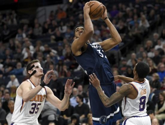 NBA. Minnesota pakt volle buit, ook Brooklyn en Miami winnen