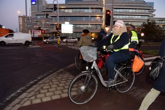Antwerpse politie gaat 'asociale' fietsers aanpakken: 'Totaal ongepast'