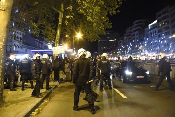 Rellen in Brussel waren geen bendevorming