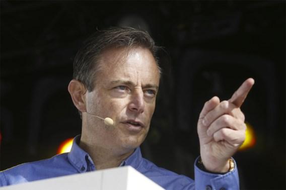 De Wever: 'Dacht dat het een vervroegde aprilgrap was'