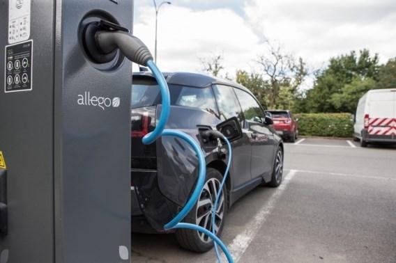 België groeikampioen elektrische wagens