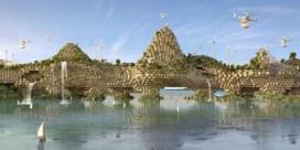 Het idee: bouw de bruggen van Mosul op tot ministad