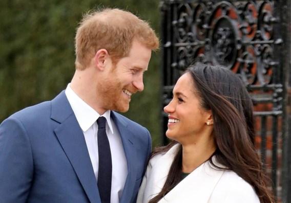 Prins Harry en Meghan Markle zullen in Windsor Castle trouwen