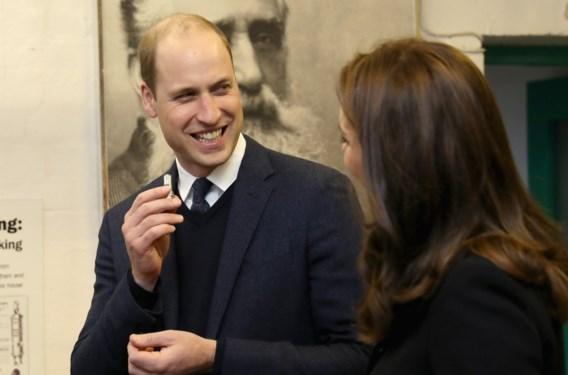 Prins William: 'Hoop dat Harry nu uit mijn koelkast blijft'
