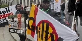 'Shell is medeplichtig aan moord en verkrachting'