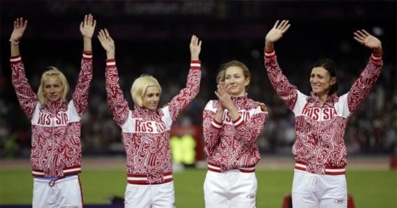 Nog twee Russische atleten bij hertesten OS 2012 op doping betrapt