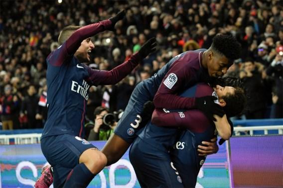 PSG wint dankzij koningsduo, Monaco lijdt pijnlijke nederlaag na doelpunt in de extra tijd