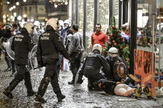 Opnieuw minderjarige opgepakt na rellen Brussel