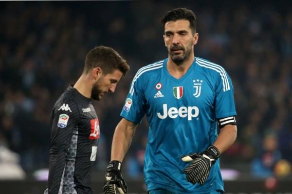 """Geen Dries """"Diego"""" Mertens: Napoli verliest clash met Juventus door doelpunt van ex-speler Higuain"""