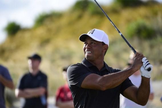 Tiger Woods maakt geslaagd wederoptreden op de green van Hero World Challenge