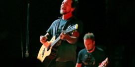 Ook Pearl Jam op Rock Werchter