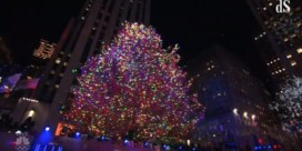Zo begint het kerstseizoen in New York