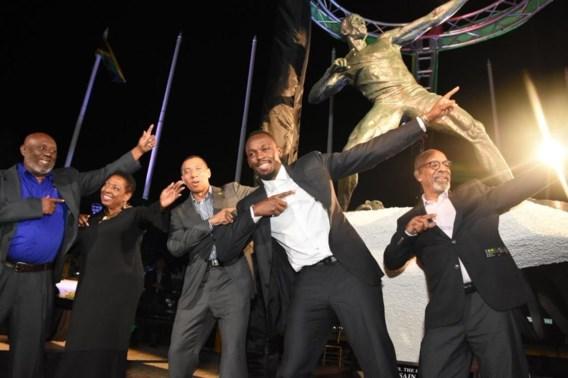 Usain Bolt krijgt standbeeld voor nationaal atletiekstadion in Jamaica