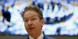 Euroministers kiezen opvolger Dijsselbloem