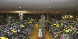 Lokale besturen bouwen meer fietsstallingen