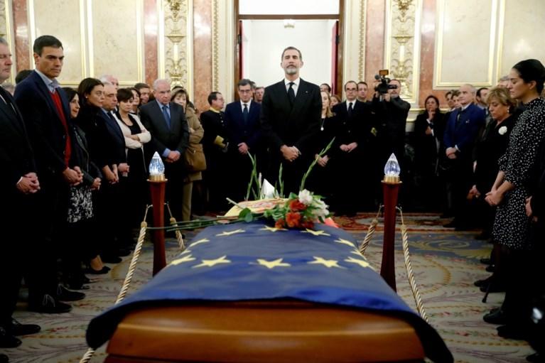 'Vader van Erasmus' overleden