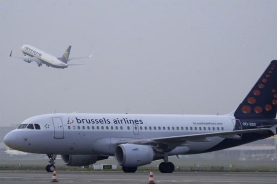 Negen mensen worden onwel op vlucht van Brussels Airlines