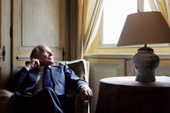 Frankrijk rouwt om schrijver Jean d'Ormesson